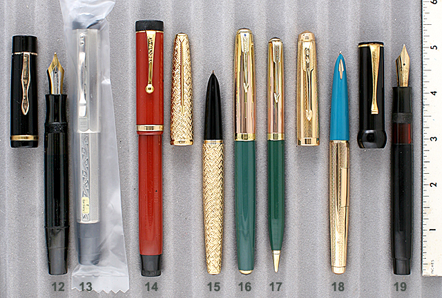 Vintage Pen Catalog 90 Section 2