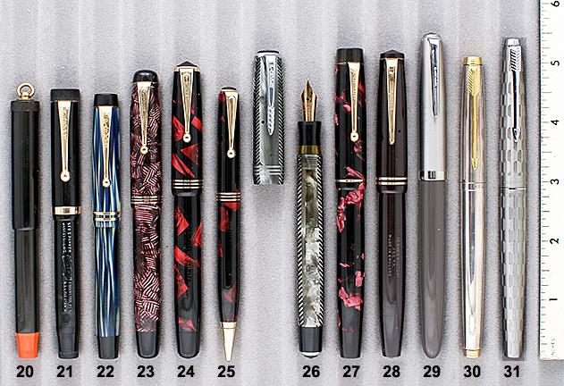 Vintage Pen Catalog 90 Section 3