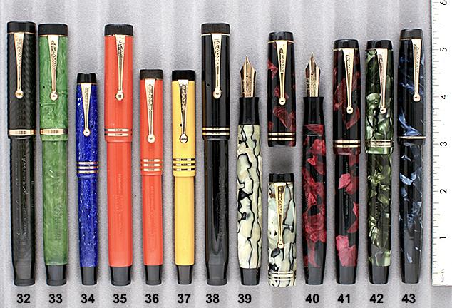 Vintage Pen Catalog 90 Section 4