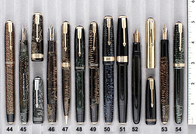 Vintage Pen Catalog 90 Section 5