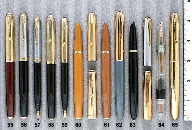 Vintage Pen Catalog 90 Section 6