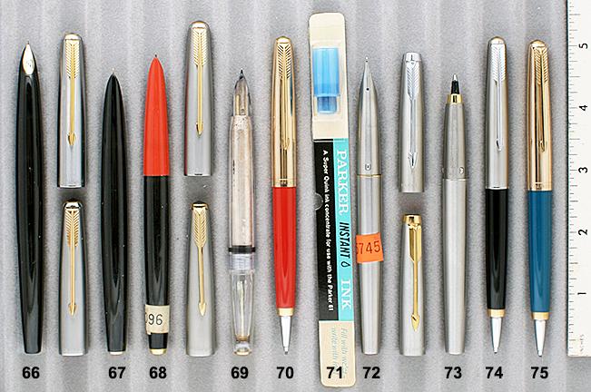 Vintage Pen Catalog 90 Section 7
