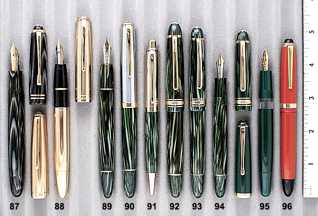 Vintage Pen Catalog 90 Section 9