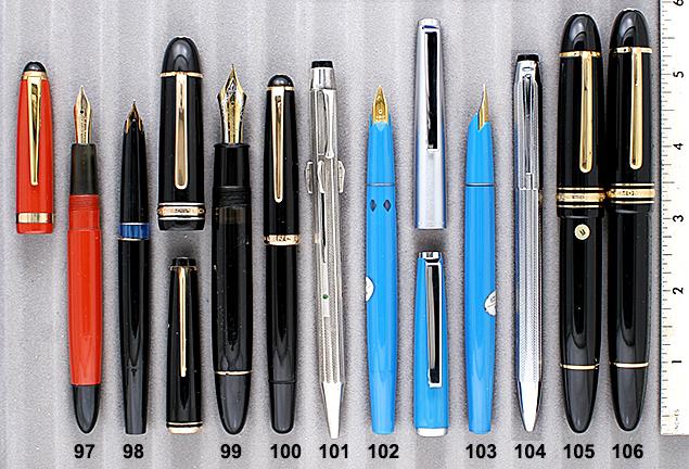 Vintage Pen Catalog 90 Section 10