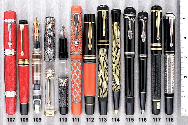 Vintage Pen Catalog 90 Section 11