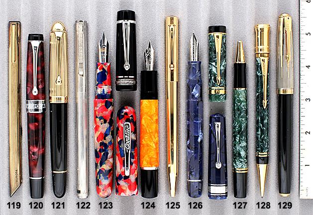 Vintage Pen Catalog 90 Section 12