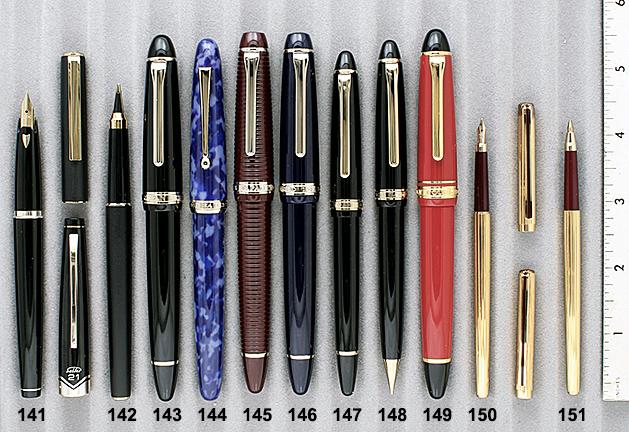 Vintage Pen Catalog 90 Section 14