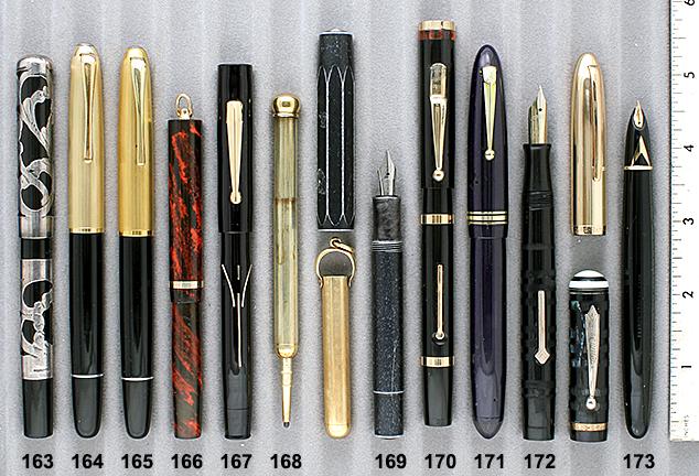 Vintage Pen Catalog 90 Section 16