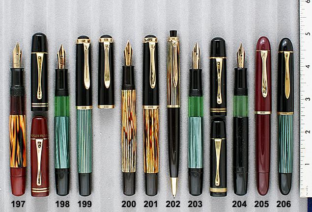 Vintage Pen Catalog 90 Section 19