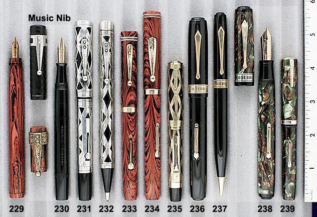 Vintage Pen Catalog 90 Section 22