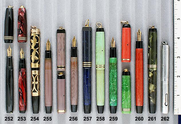 Vintage Pen Catalog 90 Section 24