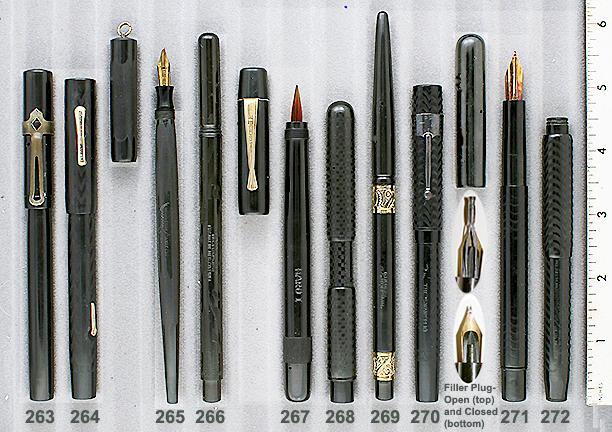 Vintage Pen Catalog 90 Section 25