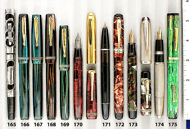 Vintage Pen Catalog 92 Section 16