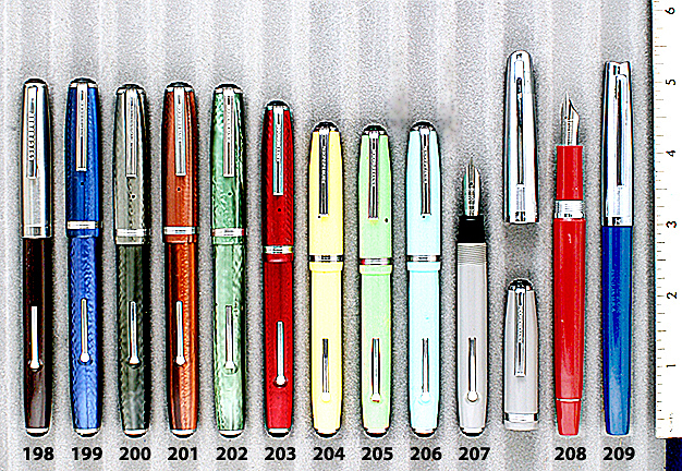 Vintage Pen Catalog 92 Section 19