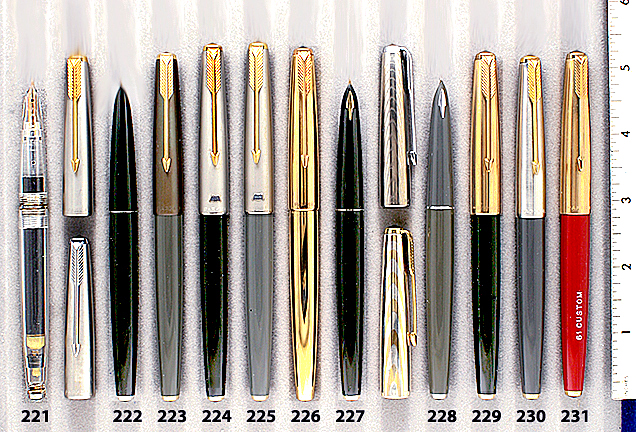 Vintage Pen Catalog 92 Section 21