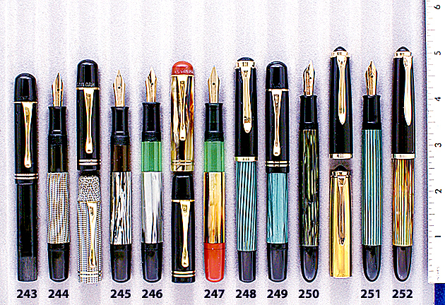 Vintage Pen Catalog 92 Section 23