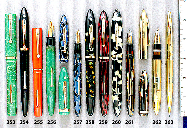 Vintage Pen Catalog 92 Section 24