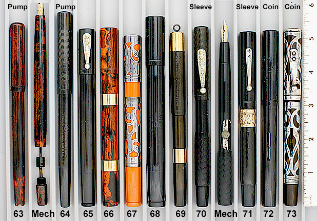 Vintage Pen Catalog 93 Section 7