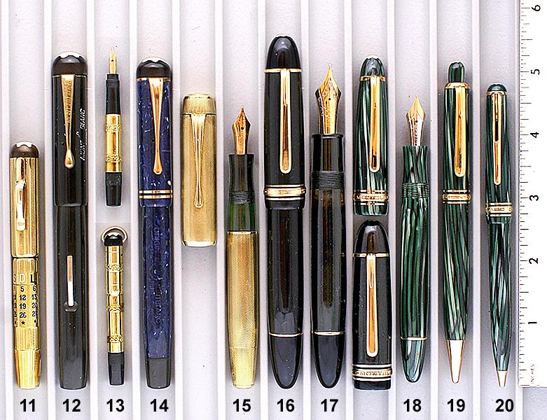 Vintage Pen Catalog 94 Section 2