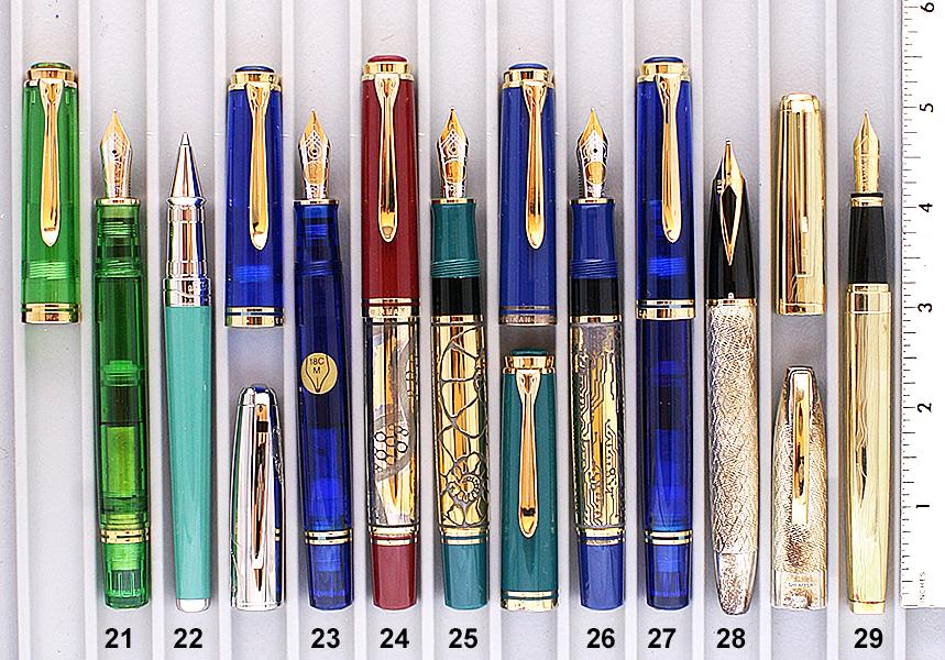 Vintage Pen Catalog 94 Section 3