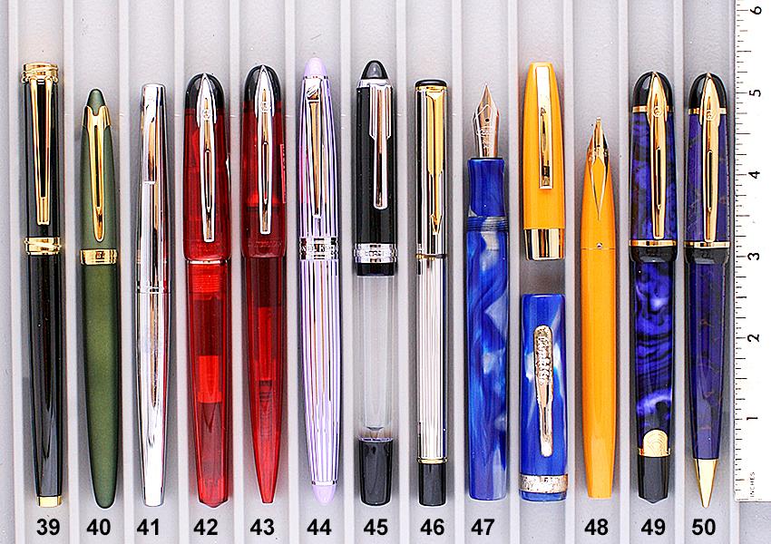 Vintage Pen Catalog 94 Section 5