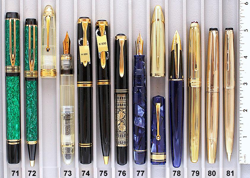 Vintage Pen Catalog 94 Section 8