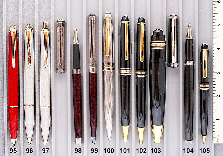 Vintage Pen Catalog 94 Section 10