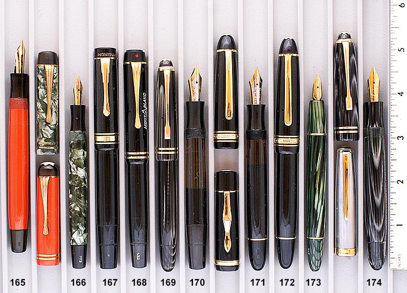 Vintage Pen Catalog 94 Section 17