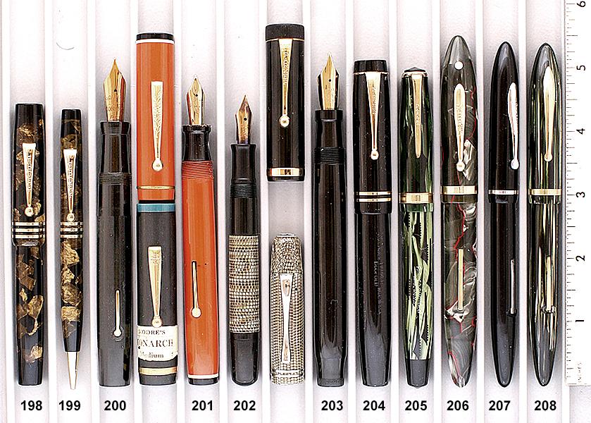 Vintage Pen Catalog 94 Section 20