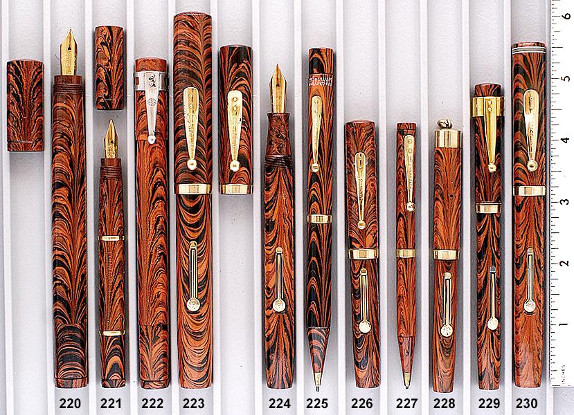 Vintage Pen Catalog 94 Section 22