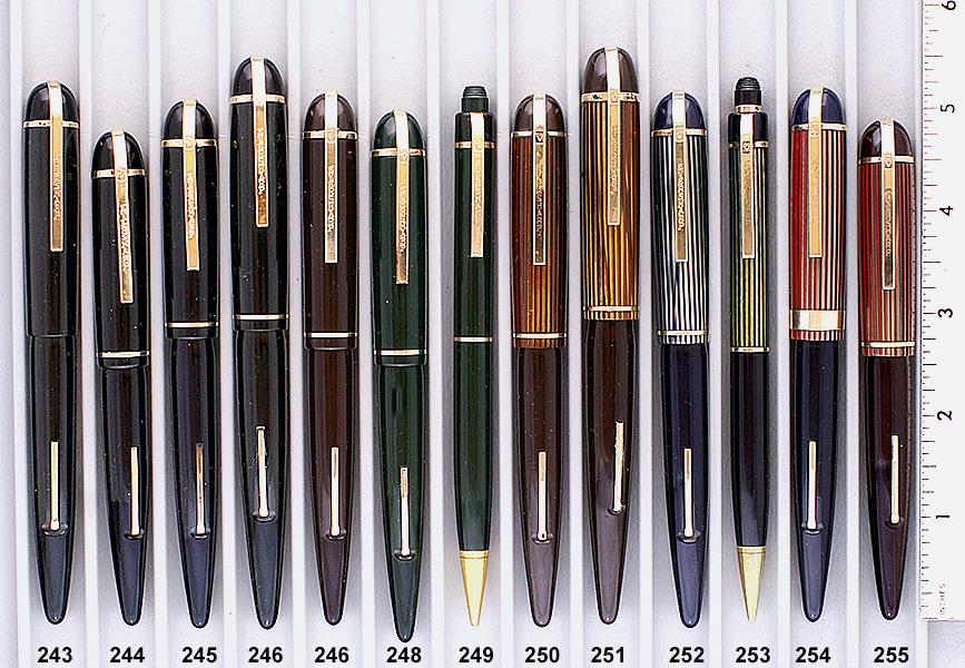 Vintage Pen Catalog 94 Section 24