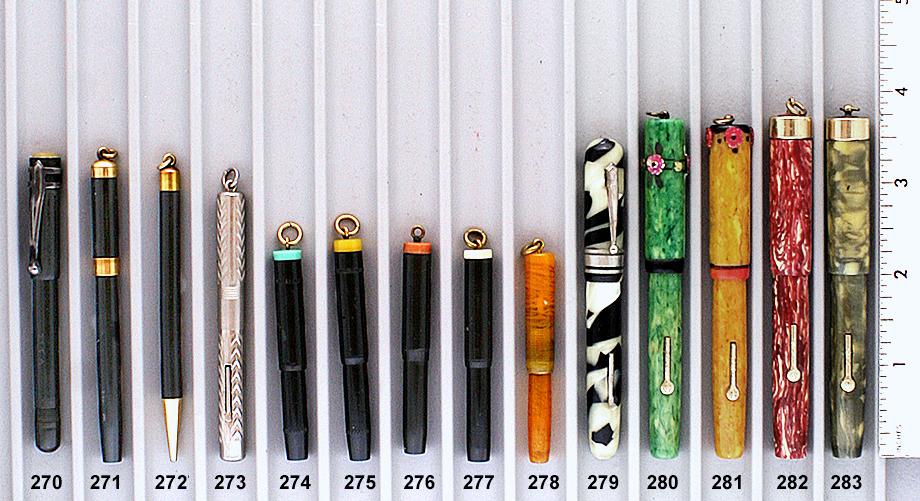 Vintage Pen Catalog 94 Section 26