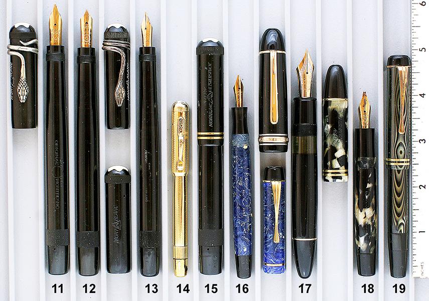Vintage Pen Catalog 95 Section 2