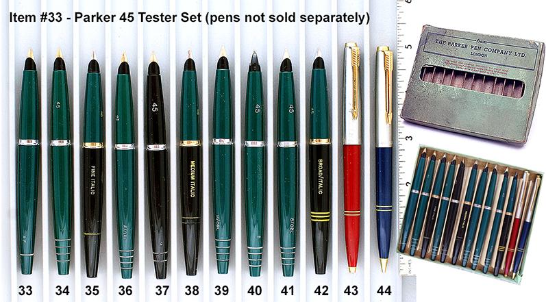Vintage Pen Catalog 95 Section 4