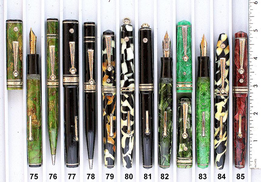 Vintage Pen Catalog 95 Section 8