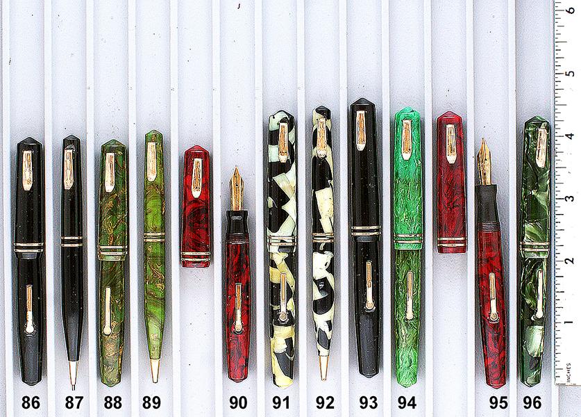 Vintage Pen Catalog 95 Section 9