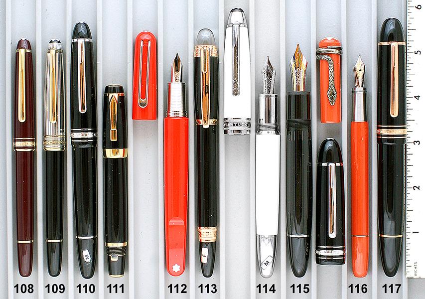 Vintage Pen Catalog 95 Section 11