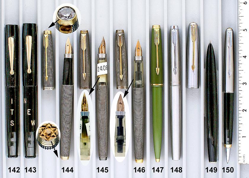 Vintage Pen Catalog 95 Section 14