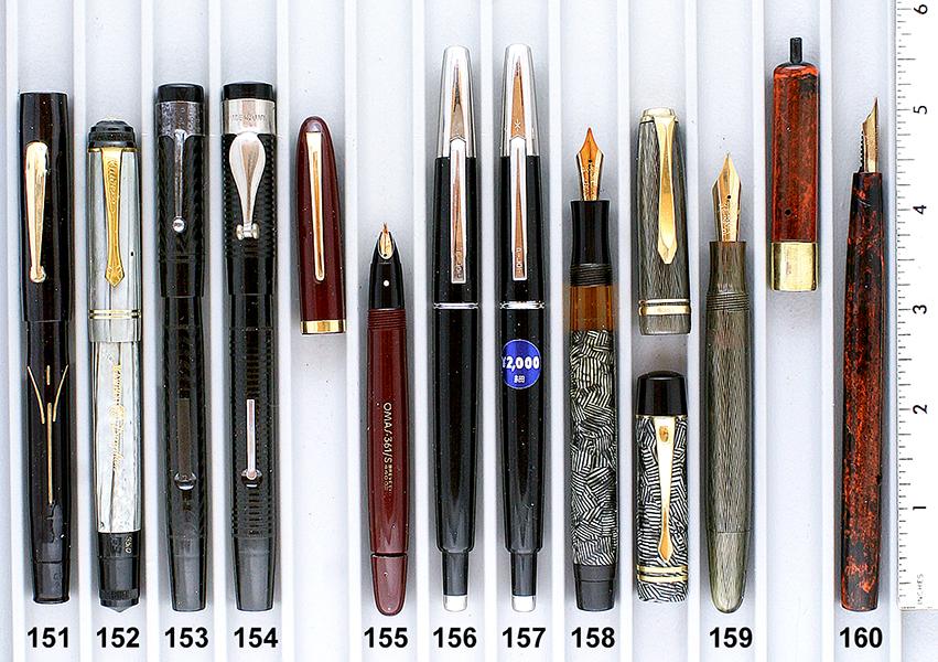 Vintage Pen Catalog 95 Section 15