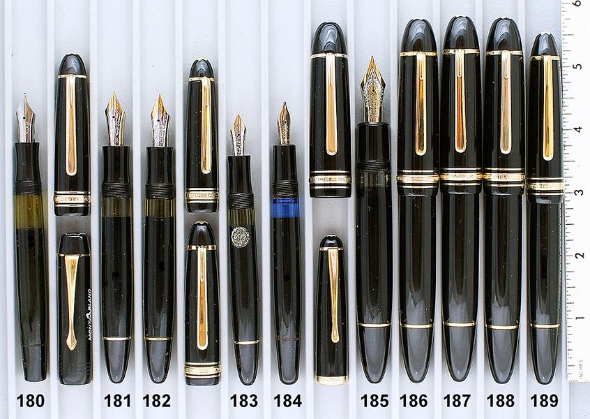 Vintage Pen Catalog 95 Section 18