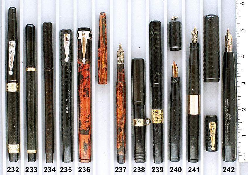 Vintage Pen Catalog 95 Section 23