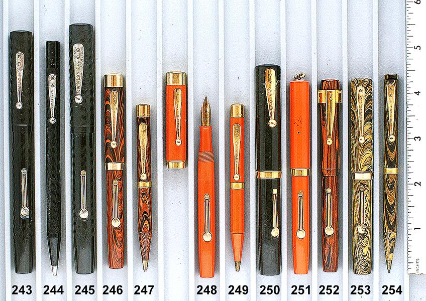 Vintage Pen Catalog 95 Section 24