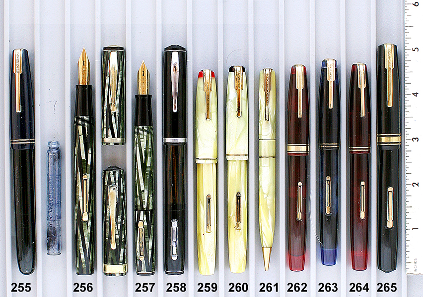 Vintage Pen Catalog 95 Section 25