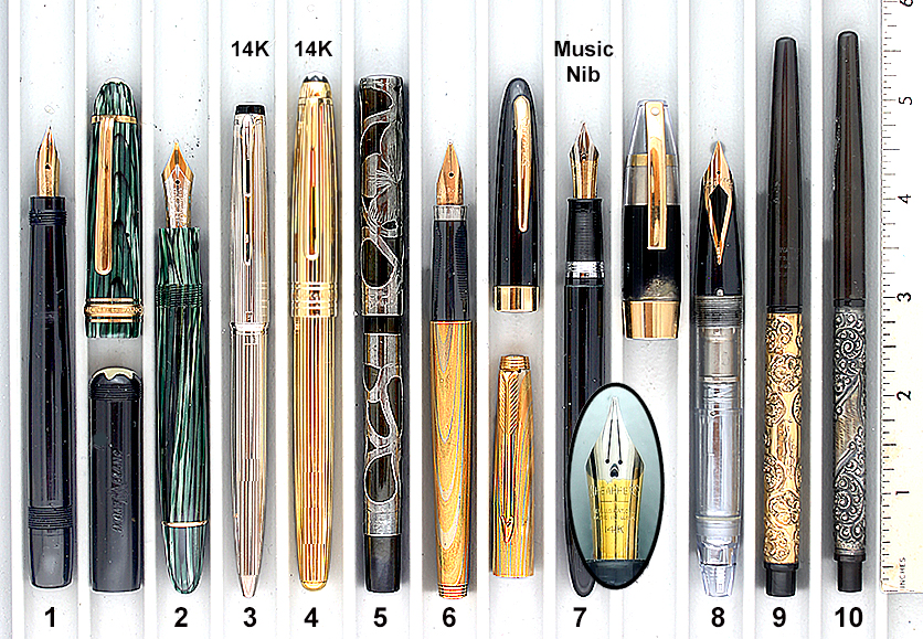 Vintage Pen Catalog 96 Section 1
