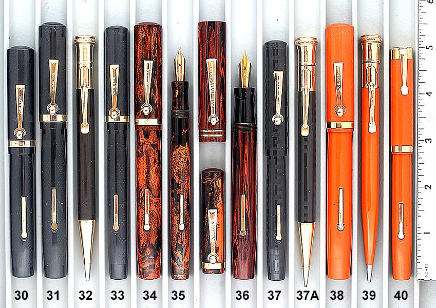 Vintage Pen Catalog 96 Section 4