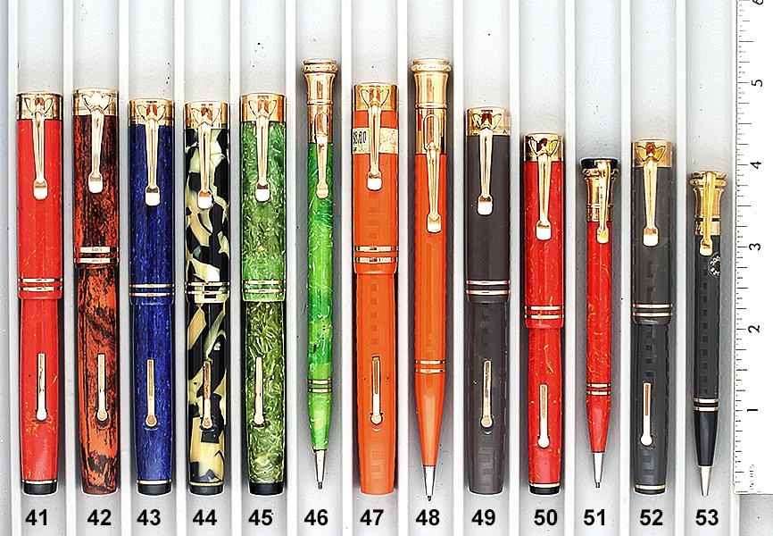 Vintage Pen Catalog 96 Section 5
