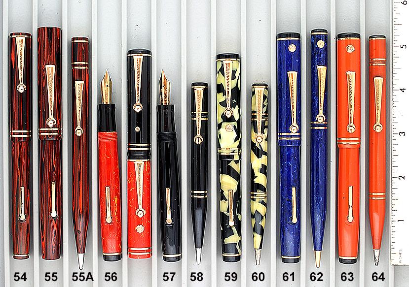 Vintage Pen Catalog 96 Section 6