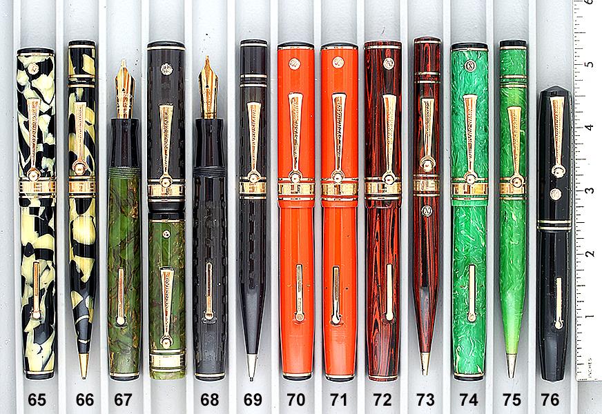 Vintage Pen Catalog 96 Section 7