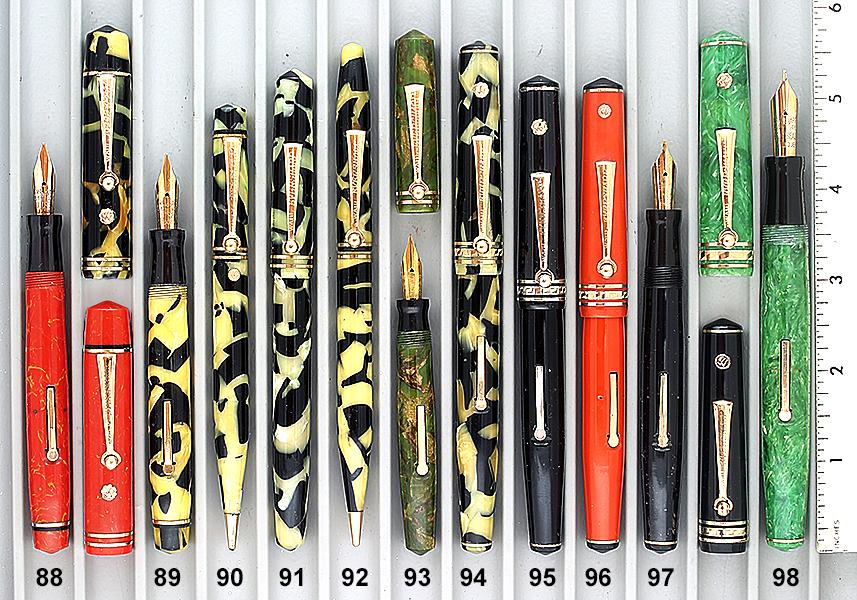 Vintage Pen Catalog 96 Section 9