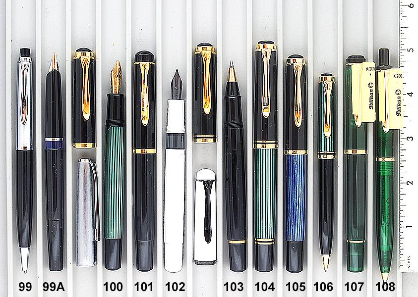 Vintage Pen Catalog 96 Section 10